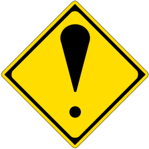 470px-Japanese_Road_sign_(Other_dangers)_svg